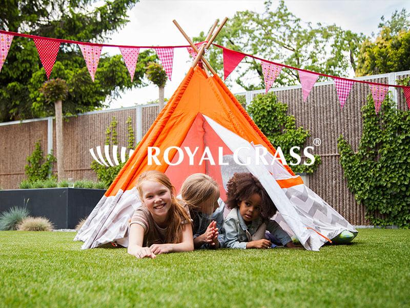 kids grass