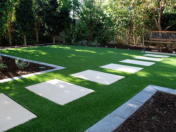 artificial garden lawn