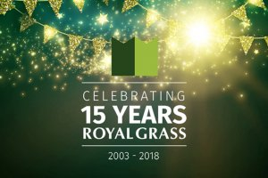 15 years of Royal Grass